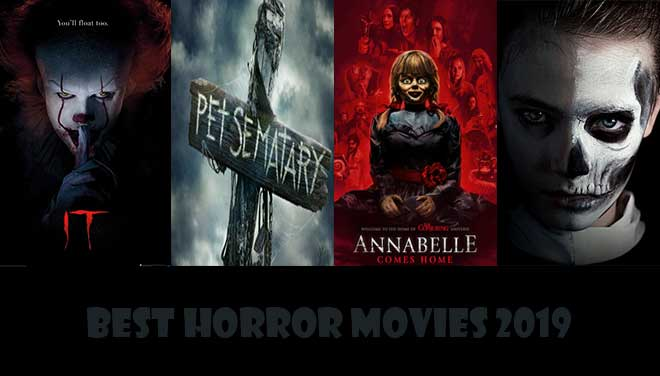 Best Horror Movies 2019