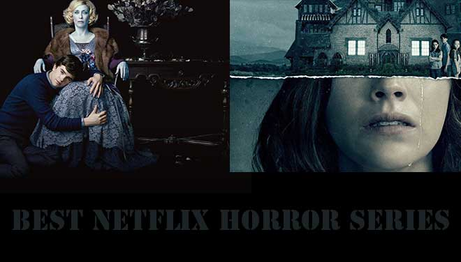 Best Netflix Horror Series