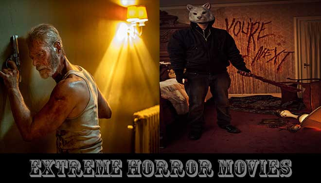 extreme horror movies